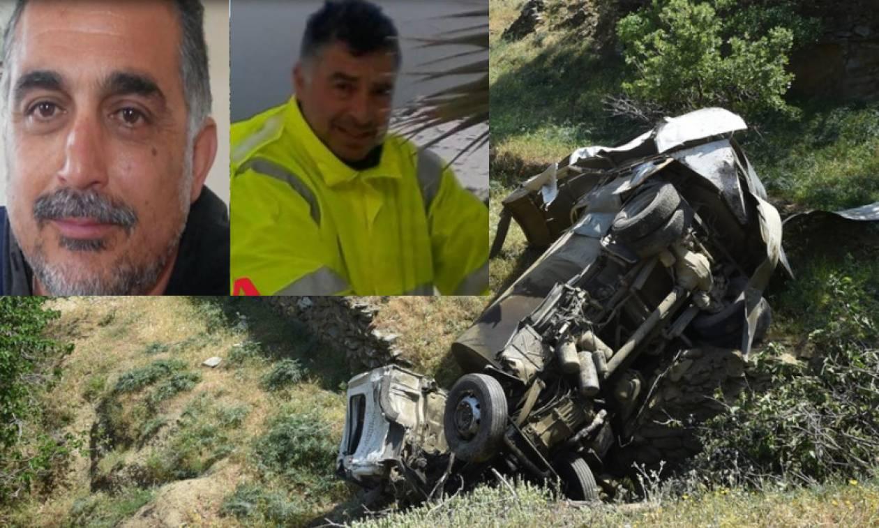Τραγωδία στην Τήνο: Ο νεαρός που σώθηκε δεν γνωρίζει ότι οι δύο συνάδελφοί του σκοτώθηκαν