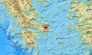 Σεισμός Αθήνα: Σύγχυση για το ακριβές μεγέθους του σεισμού!