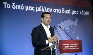 Στο Περιφερειακό Συνέδριο Βορείου Αιγαίου ο Τσίπρας την Πέμπτη (03/05)