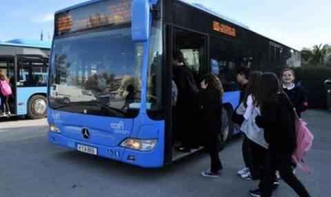 На Кипре продолжается забастовка водителей городских автобусов г.Пафос