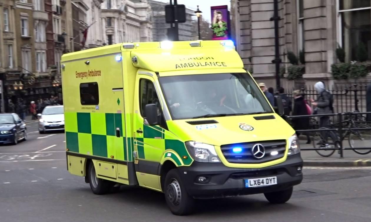 Δεκάδες τραυματίες από έκρηξη στο Λονδίνο