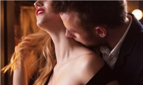 Το σεξ μαζί του είναι μια διαρκής απόλαυση