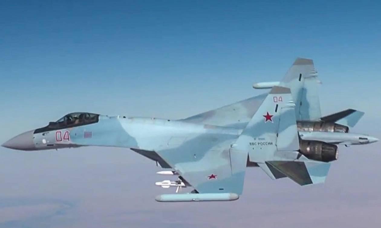 Συντριβή ρωσικού μαχητικού αεροσκάφους στη Συρία - Δύο νεκροί