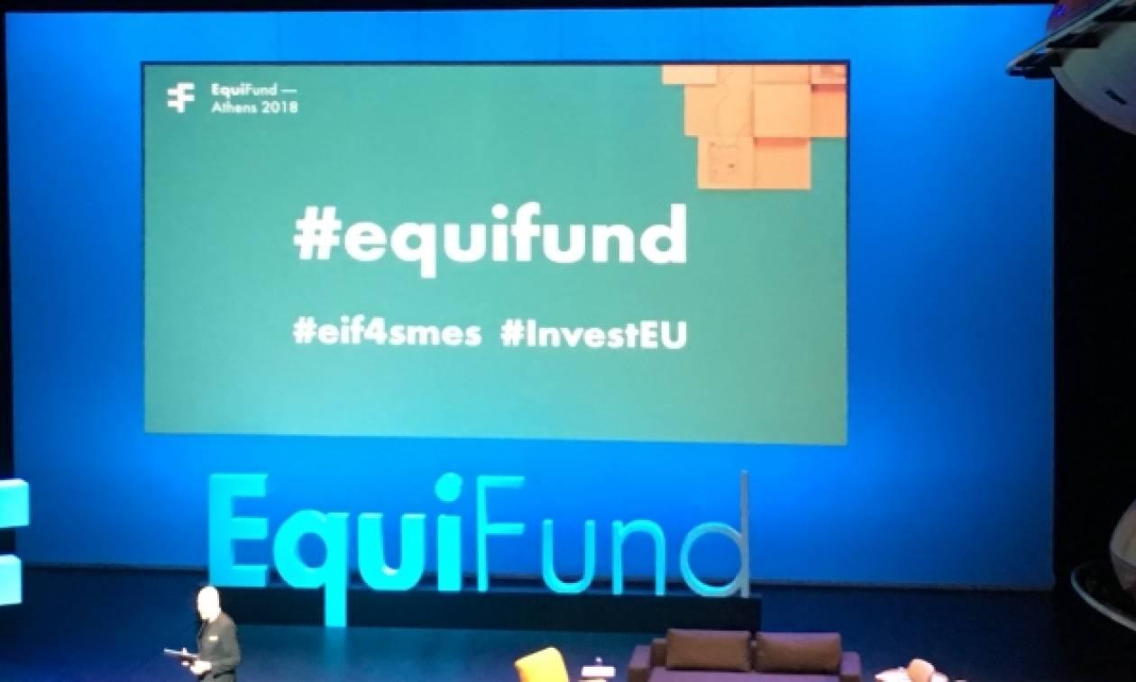 Χρηματοδοτικές ευκαιρίες σε επιχειρήσεις μέσω του EquiFund από την Εθνική Τράπεζα
