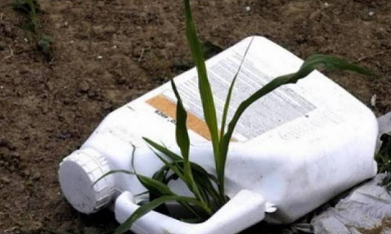 Ηράκλειο: Πήρε φυτοφάρμακο κι έπεσε από το μπαλκόνι
