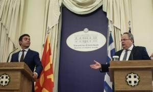 Ανατροπή στο Σκοπιανό: Ο Ντιμιτρόφ τινάζει στον αέρα τις συνομιλίες – Έξαλλος ο Νίμιτς