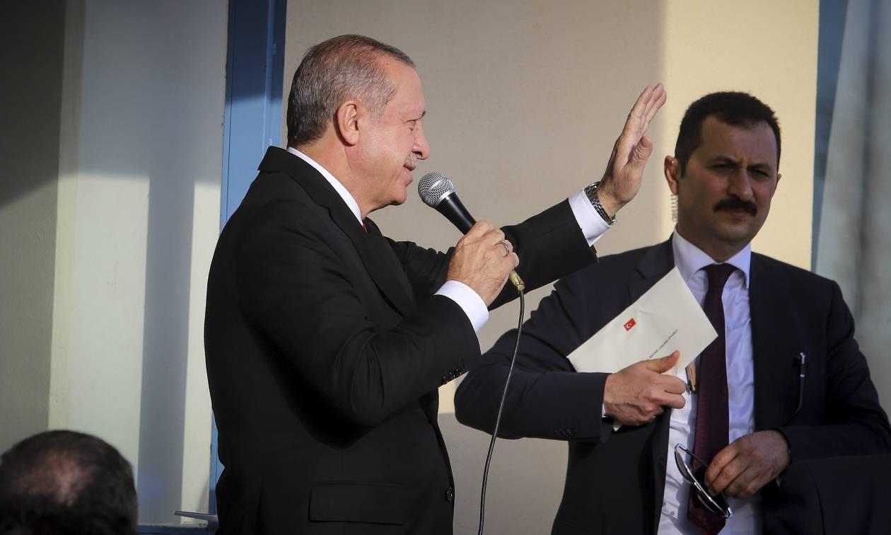 Εκλογές Τουρκία - Οριστικό: Και επίσημα υποψήφιος ο Ταγίπ Ερντογάν