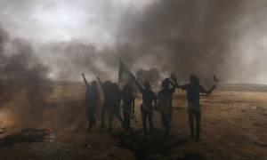 Γάζα: Ένας ακόμη Παλαιστίνιος νεκρός από ισραηλινά πυρά κατά τη «Μεγάλη Πορεία της Επιστροφής»