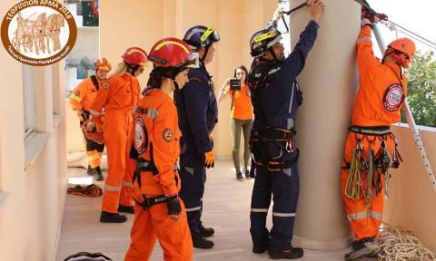 Αττική: Άσκηση σεισμού στους δήμους της Δυτικής Αθήνας