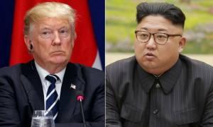 Είναι οριστικό: «Κλείδωσε» η συνάντηση του Τραμπ με τον Κιμ Γιονγκ Ουν