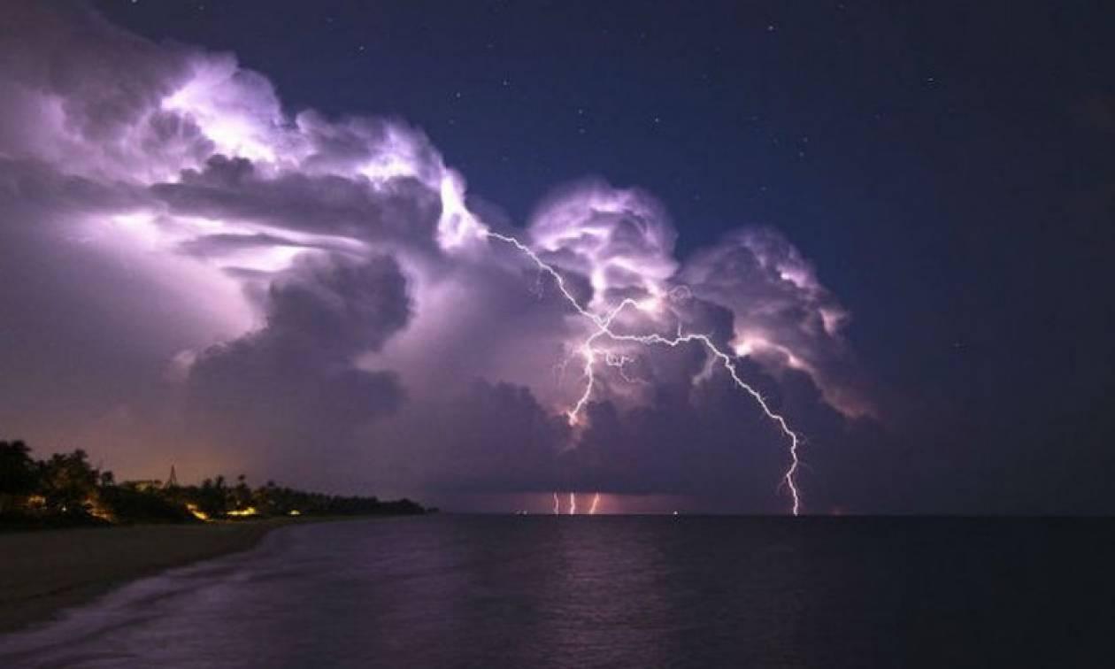 Έκτακτο δελτίο ΕΜΥ: Ραγδαία επιδείνωση του καιρού με ισχυρές καταιγίδες και χαλάζι