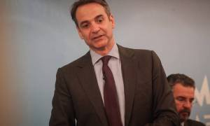 Μητσοτάκης: Ο κ. Τσίπρας έχει τελειώσει πολιτικά