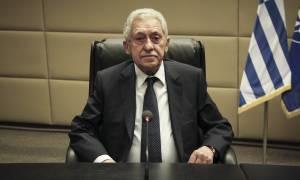 Αυστηρό μήνυμα Κουβέλη σε Τουρκία: Καμία διαπραγμάτευση απέναντι σε «τσαμπουκάδες»
