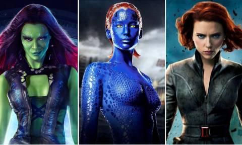 Η Marvel βγάζει ΦΑΝΤΑΣΤΙΚΕΣ γυναίκες!