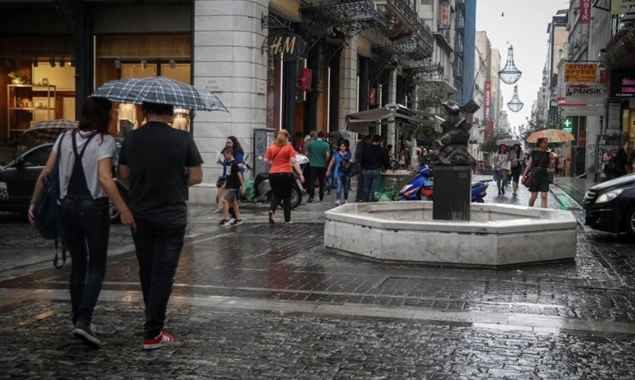 Καιρός έκτακτο δελτίο ΕΜΥ: Προσοχή τις επόμενες ώρες! Έντονα φαινόμενα θα «χτυπήσουν» και την Αθήνα