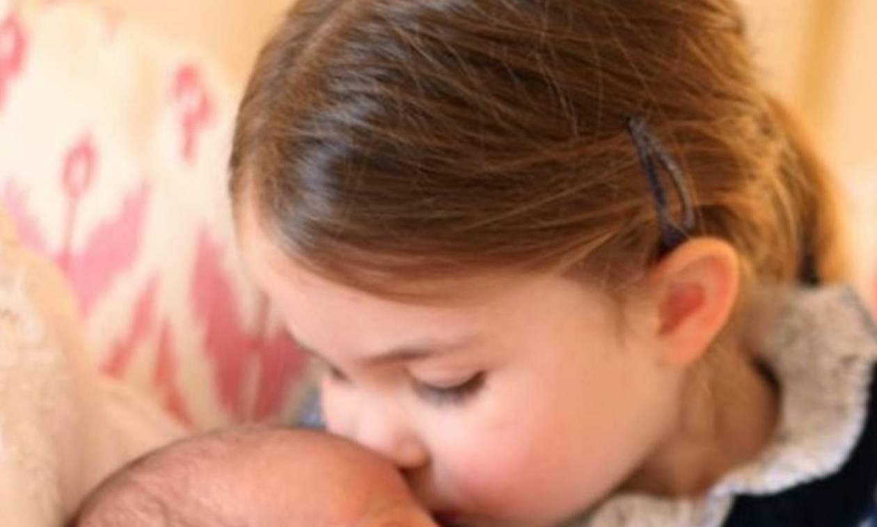 Αυτές είναι οι πρώτες φωτογραφίες του νεογέννητου πρίγκιπα Λούι!