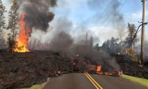 Χαβάη: Οι σεισμοί και η έκλυση λάβας από το Κιλαουέα μπορεί να συνεχιστούν για μήνες (vid+pics)