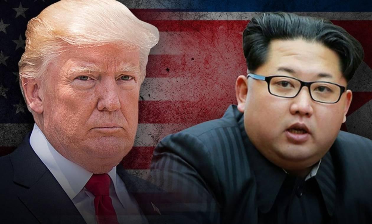 Στα μέσα Ιουνίου το κρίσιμο ραντεβού του Ντόναλντ Τραμπ με τον Κιμ Γιονγκ-Ουν