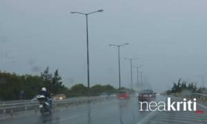 Καιρός: «Άνοιξαν» οι ουρανοί στην Κρήτη - Έκλεισε το Φαράγγι της Σαμαριάς