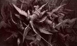 Η τρίτη και τελική ήττα του δράκοντα-Εωσφόρου