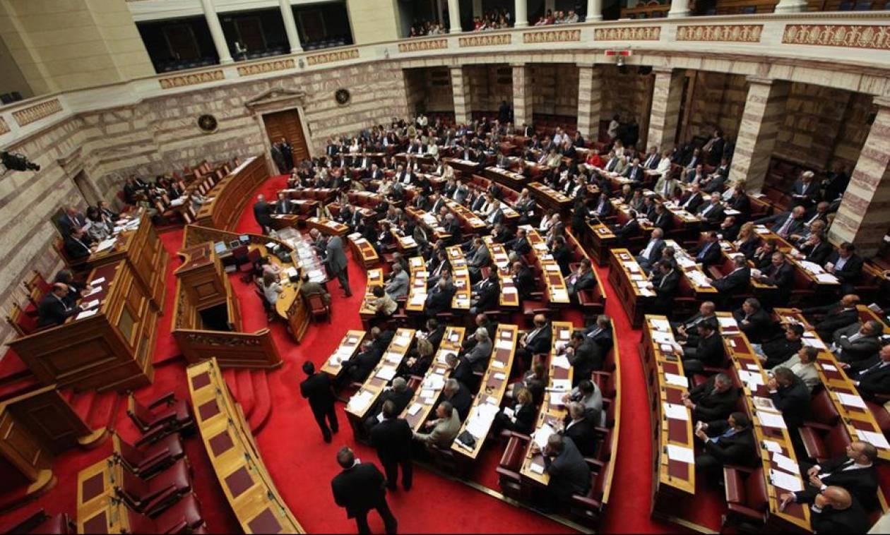 Βουλή: Στις 18 Μαΐου το πόρισμα για Novartis - Στις 22 ή 23 η συζήτηση για τη διαπραγμάτευση
