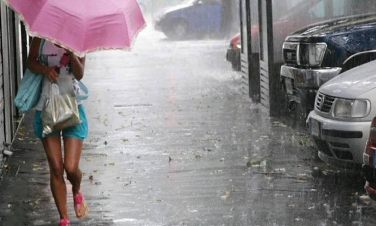 Καιρός: Κακοκαιρίας συνέχεια την Τρίτη (8/5) με ισχυρές βροχές και καταιγίδες