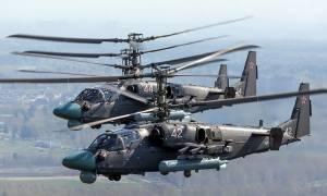 Συρία: Συντριβή ρωσικού ελικοπτέρου - Νεκροί οι δυο πιλότοι