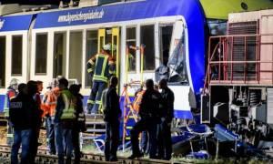 Γερμανία: Τέσσερις νεκροί και 14 τραυματίες σε δύο σιδηροδρομικά δυστυχήματα στη Βαυαρία