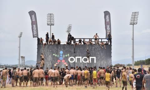 Χιλιάδες κόσμου έζησαν την εμπειρία του Legion Run με τον ΟΠΑΠ