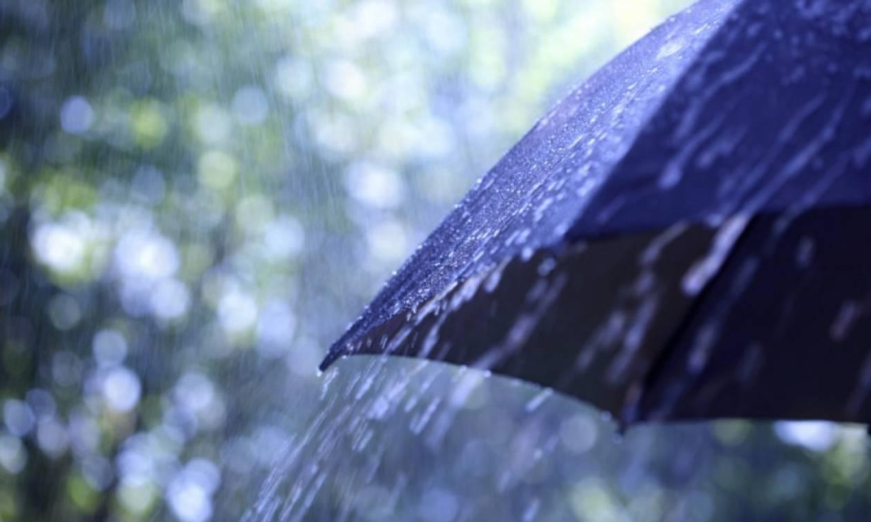 Το χαβά του ο καιρός: Βροχές και καταιγίδες και την Τετάρτη - Αναλυτική πρόγνωση