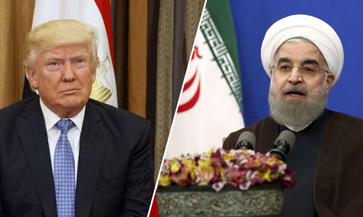 Η πρώτη αντίδραση του Ιράν για την απόσυρση των ΗΠΑ από τη συμφωνία: «Μας κάνουν ψυχολογικό πόλεμο!»