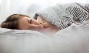 Τινάζεστε στον ύπνο σας; Δείτε γιατί