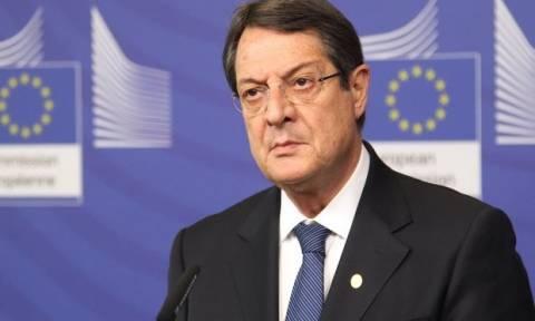 У президента Кипра Никоса Анастасиадиса умерла мама