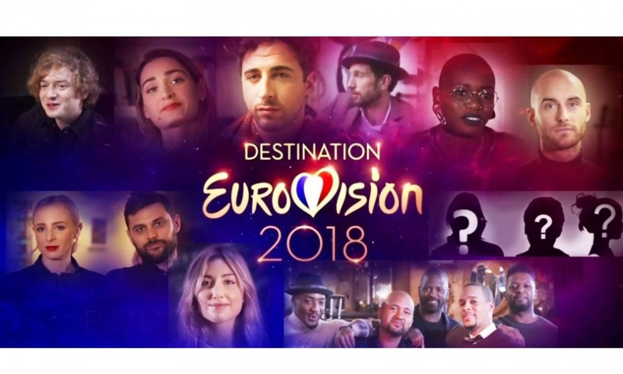 Eurovision 2018: Ποιοι θα είναι οι νικητές του δεύτερου ημιτελικού;