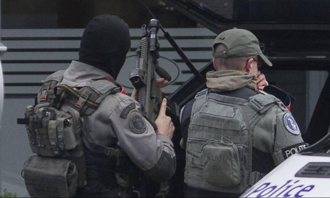 Συναγερμός στο Βέλγιο: Πυροβολισμοί σε σταθμό του μετρό στις Βρυξέλλες (Pics+Vids)