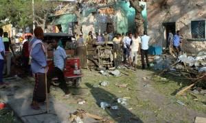 Σομαλία: Νεκροί και τραυματίες από έκρηξη σε πολυσύχναστη αγορά