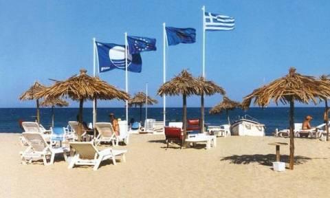 В Греции 519 пляжей получили награду «Голубой флаг»
