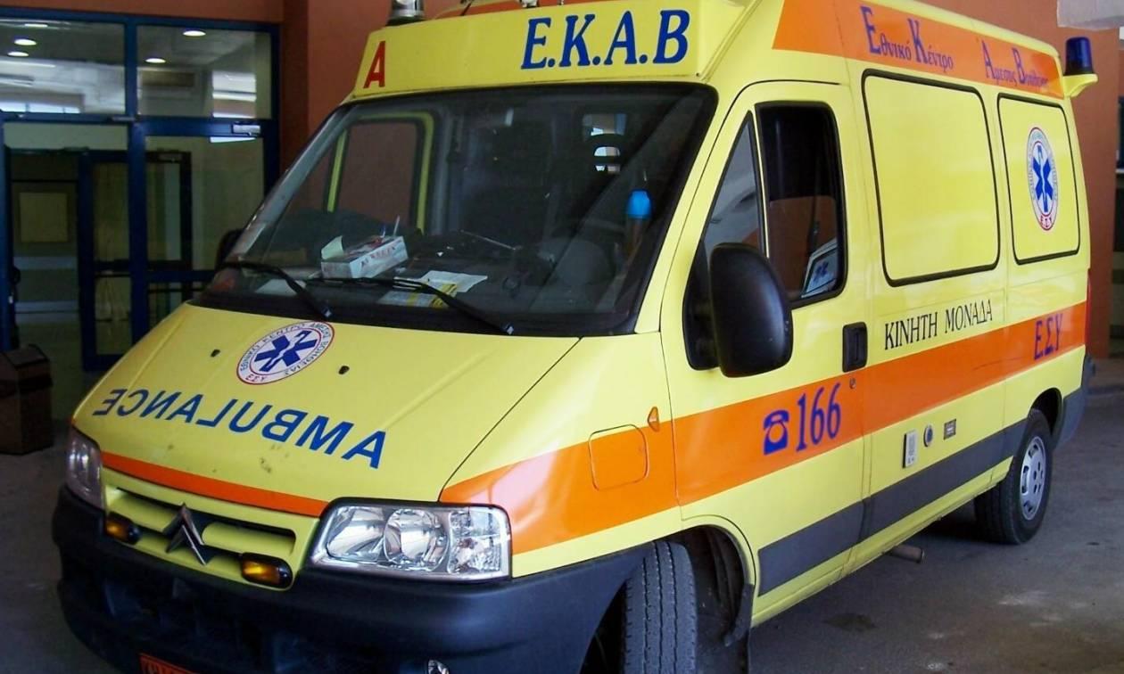 Ασύλληπτη τραγωδία με άνδρα στη Θεσσαλονίκη