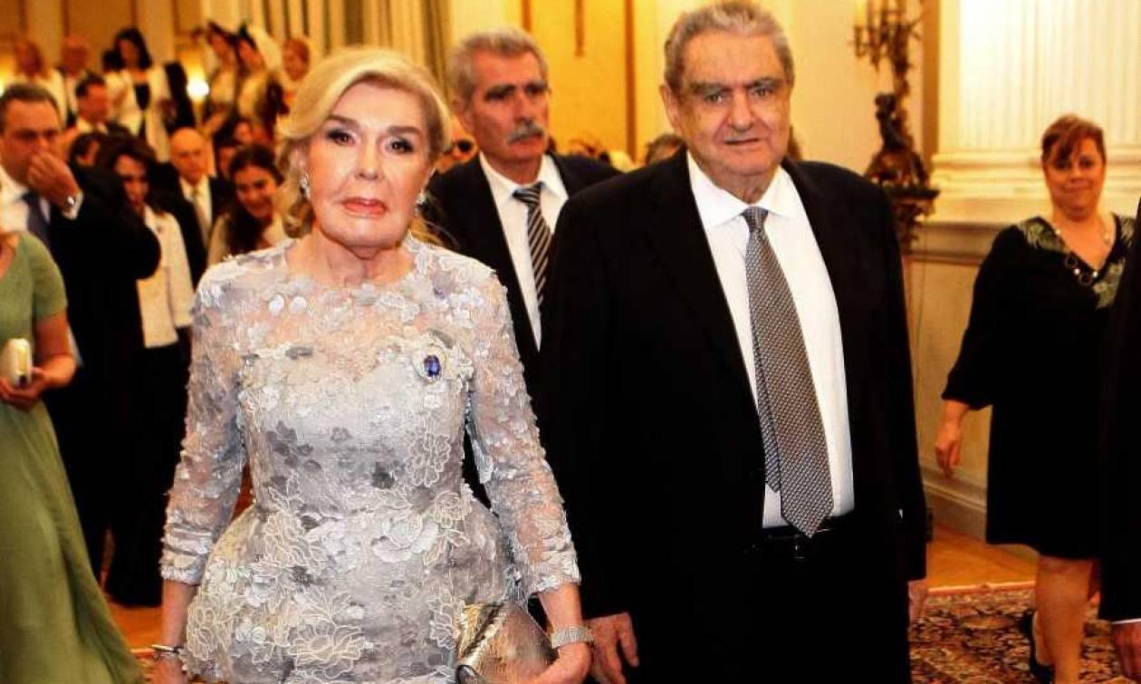 Ποιοι πήγαν στο επίσημο δείπνο για τον Πρίγκιπα Κάρολο στο Προεδρικό Μέγαρο (pics)