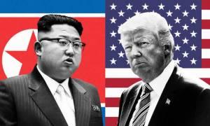 Ο Τραμπ μόλις ανακοίνωσε πότε και πού θα συναντήσει τον Κιμ Γιονγκ Ουν