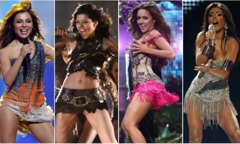 ΠΑΝΙΚΟΣ: Ιδού οι 11 πιο καυτές γυναίκες της Eurovision! (pics)