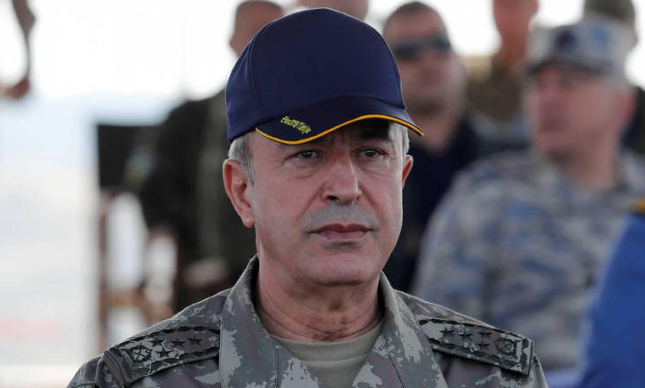 Προκαλεί ο Αρχηγός των τουρκικών Ενόπλων Δυνάμεων: Δεν θα επιτρέψουμε τετελεσμένα στο Αιγαίο