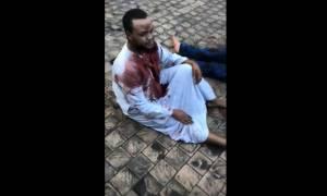Φρίκη στη Νότια Αφρική: Έκοψαν με μαχαίρια τον λαιμό τριών μουσουλμάνων (ΠΡΟΣΟΧΗ! ΣΚΛΗΡΟ ΒΙΝΤΕΟ)