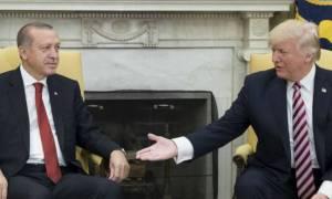 Νέο βαθύ ρήγμα στις σχέσεις ΗΠΑ – Τουρκίας προκαλεί ο Ερντογάν