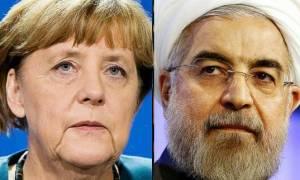 Ιράν – Γερμανία: Τι αποκάλυψε ο Ροχανί στη Μέρκελ