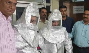 Απίστευτοι Ινδοί το... έπαιξαν αστροναύτες και πήραν από επιχειρηματία 170.000 ευρώ! (vid+pics)