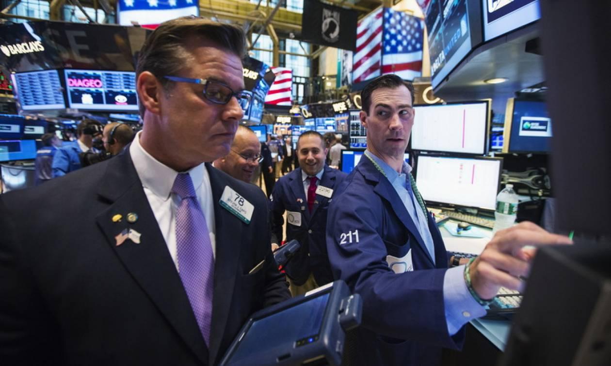 Κέρδη στη Wall Street - Άγγιξε τις 200 μονάδες η άνοδος στον Dow Jones