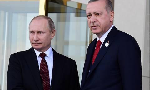 Путин и Эрдоган договорились соблюдать соглашение по иранской ядерной программе