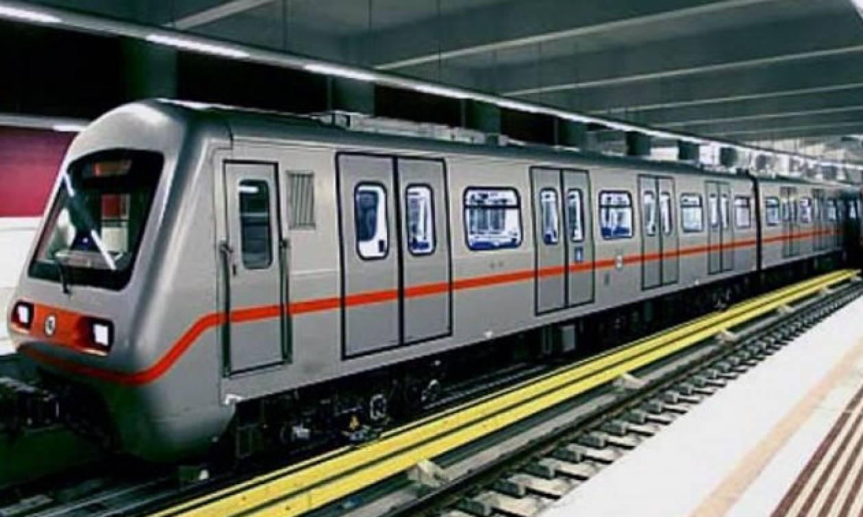 Απεργία στο Μετρό την Δευτέρα 14 Μαΐου
