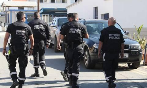 Полиция Кипра обнаружила запас оружия в Лимассоле